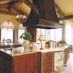 Tuscan Stlye Kitchen Hood