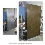 Steel Door (in progress)